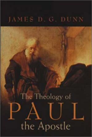Copertina The Theology of Paul the Apostle (New Testament)