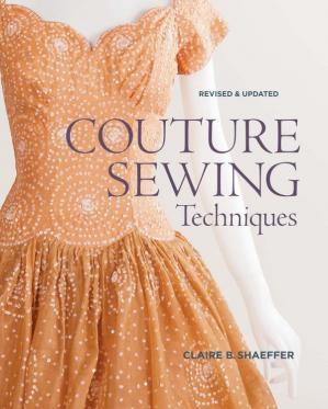 Обкладинка книги Couture Sewing Techniques, Revised and Updated
