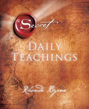 Book cover The Secret Daily Teachings