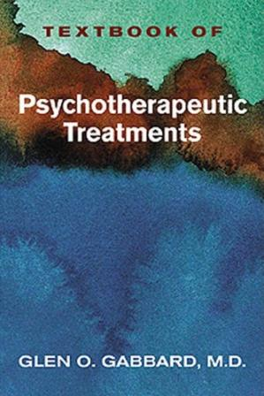 Book cover Textbook of Psychotherapeutic Treatments in Psychiatry