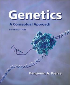Book cover Genetics : a conceptual approach