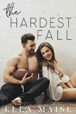 Book cover The Hardest Fall