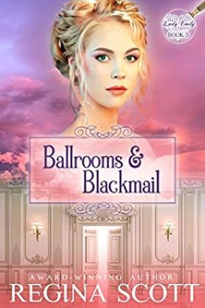 Book cover Ballrooms and Blackmail