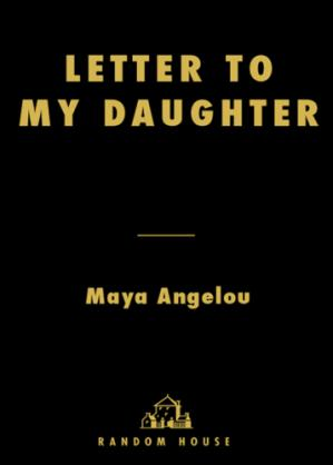 Buchdeckel Letter to My Daughter