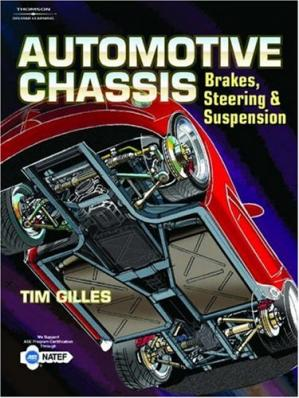 Book cover The Automotive Chassis