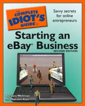 Copertina The Complete Idiot's Guide to Starting an eBay Business