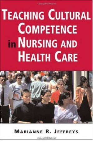 Okładka książki Teaching Cultural Competence in Nursing and Health Care: Inquiry, Action, and Innovation