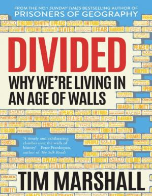 Book cover Divided -Why We Are Living in The Age of Wall