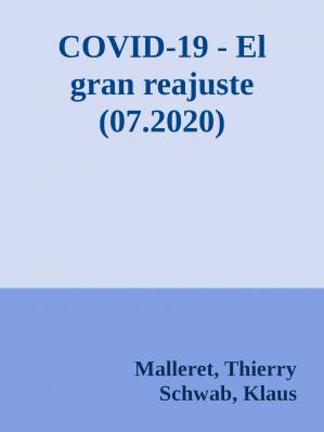 Book cover COVID-19 - El gran reajuste (07.2020)