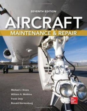Couverture du livre Aircraft Maintenance and Repair