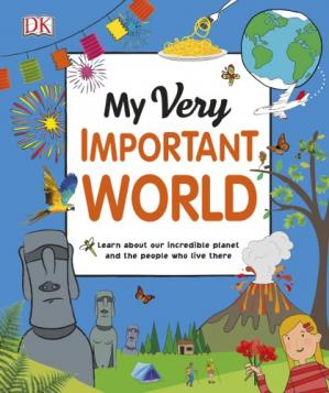 Book cover My Very Important World