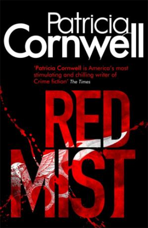 Book cover Red Mist
