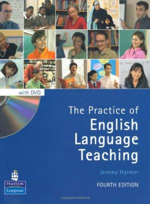 Book cover The Practice of English Language Teaching with DVD (4th Edition) (Longman Handbooks for Language Teachers)