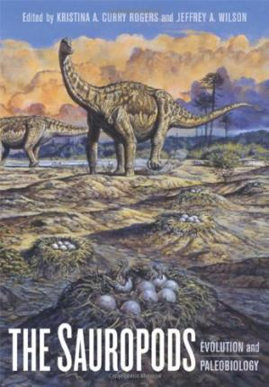 Book cover The Sauropods: Evolution and Paleobiology