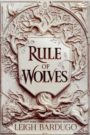 ปกหนังสือ Rule of Wolves (King of Scars Book 2)