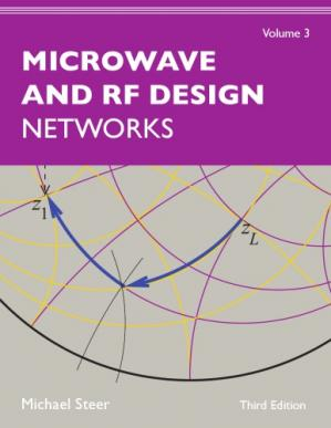 Okładka książki Microwave and RF Design, Volume 3: Networks