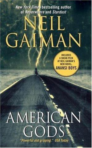 Book cover American Gods