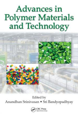 Book cover Advances in polymer materials and technology