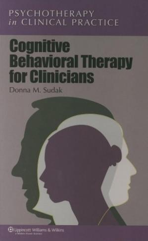 Copertina Cognitive Behavioral Therapy for Clinicians