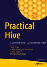 Copertina Practical Hive: A Guide to Hadoop's Data Warehouse System