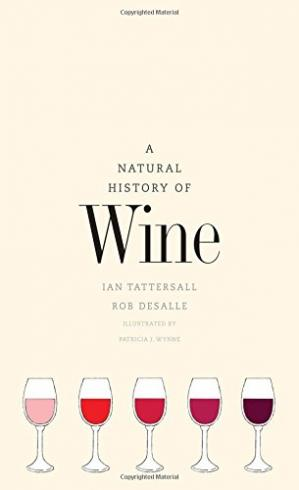 Book cover A Natural History of Wine