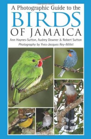 Book cover A Photographic Guide to the Birds of Jamaica