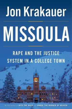 Copertina Missoula: Rape and the Justice System in a College Town
