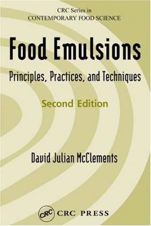 पुस्तक कवर Food emulsions: principles, practices, and techniques