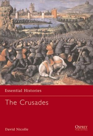 Book cover Essential Histories: The Crusades