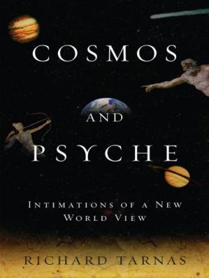 Sampul buku Cosmos and Psyche: Intimations of a New World View