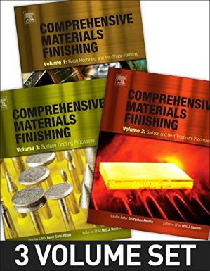 Обложка книги Comprehensive Materials Finishing