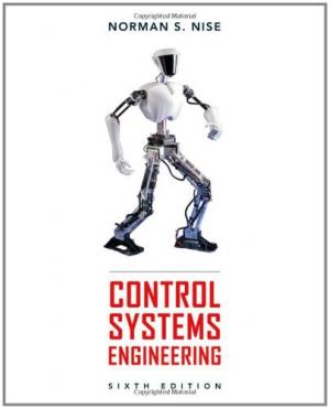 Copertina Control Systems Engineering, 6th Edition