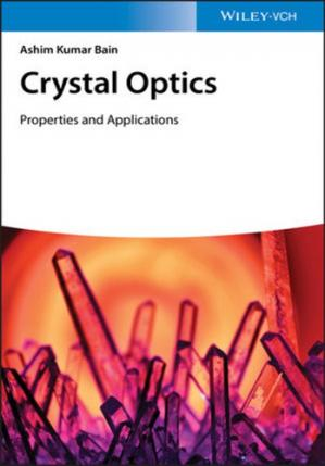 Book cover Crystal Optics: Properties and Applications
