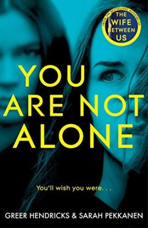 Book cover You Are Not Alone