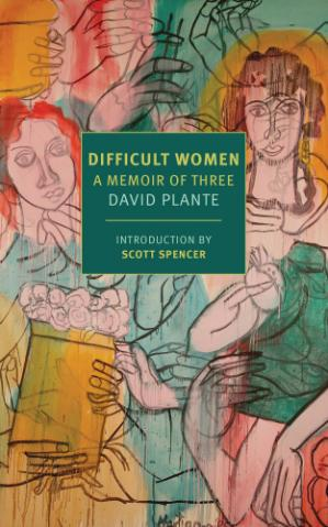 Book cover Difficult Women