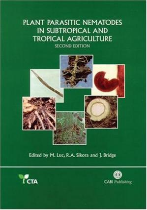 Обложка книги Plant Parasitic Nematodes in Subtropical and Tropical Agriculture