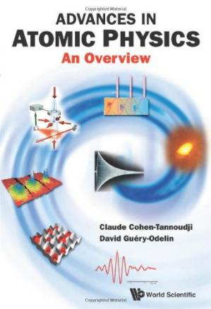 Book cover Advances in atomic physics : an overview