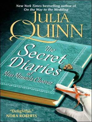 Book cover The Secret Diaries of Miss Miranda Cheever
