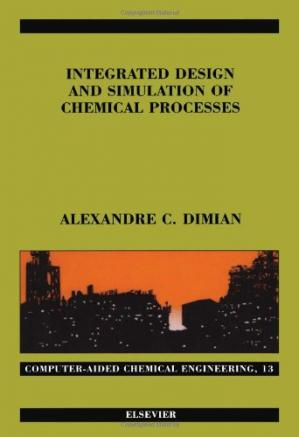 Book cover Integrated Design and Simulation of Chemical Processes