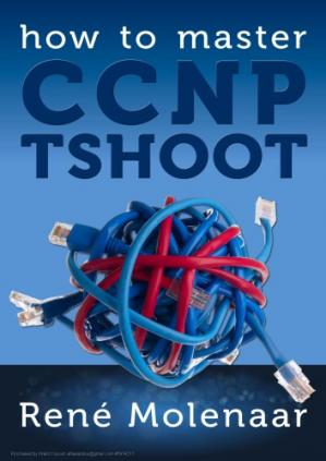 Sampul buku How to Master CCNP TSHOOT