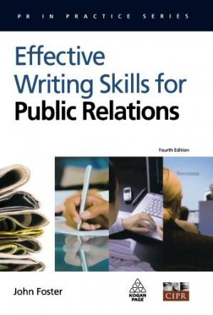 Εξώφυλλο βιβλίου Effective Writing Skills for Public Relations