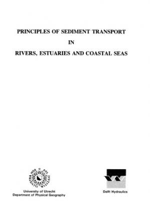 Sampul buku Principles of sediment transport in rivers, estuaries and coastal seas