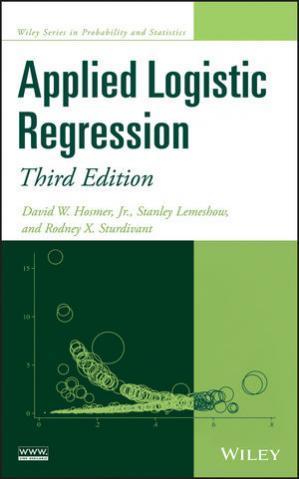 Book cover Applied Logistic Regression