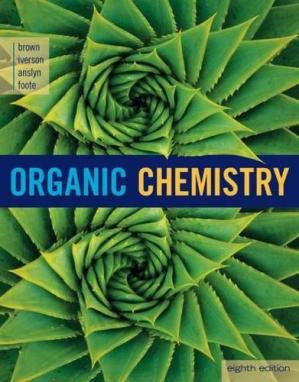 Book cover Organic Chemistry