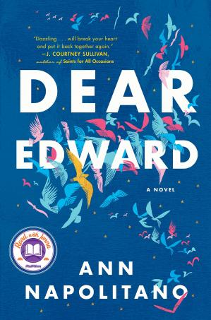 Book cover Dear Edward
