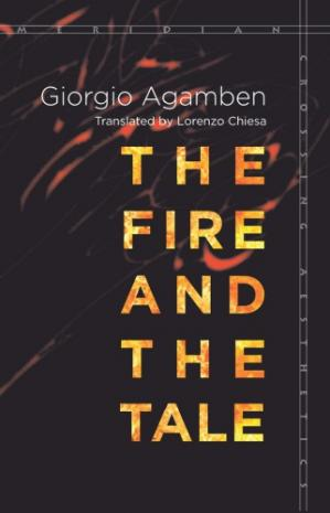 Buchdeckel The Fire and the Tale