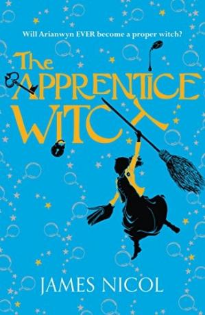 Book cover The Apprentice Witch