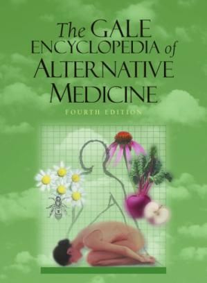 Portada del libro The Gale Encyclopedia of Alternative Medicine
