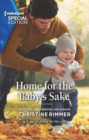 Book cover Home for the Baby's Sake