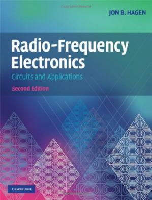 Book cover Radio-Frequency Electronics: Circuits and Applications